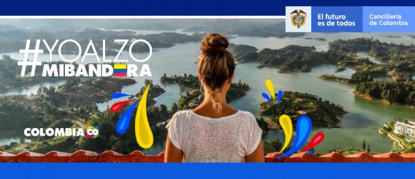 El Consulado de Colombia en Guangzhou conmemora el Dia de la Independencia