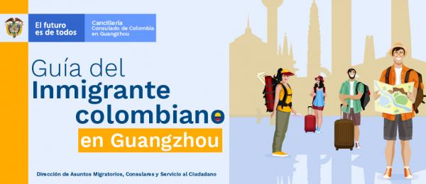 Guía del inmigrante colombiano en Guangzhou